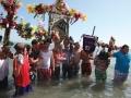24.05.2012 Les Saintes Maries de la Mer, Francja. Pielgrzymka Romow ku czci sw. Sary - patronki Romow. Fot. Piotr Wojcik